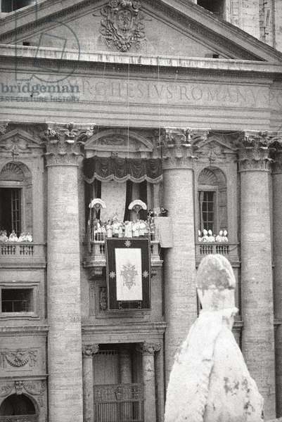 Presentation of pope John XXIII
