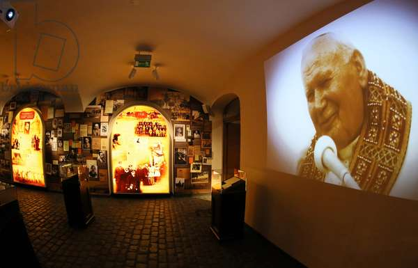 Museum of the Birthplace of Pope John Paul II in Poland, Poland, 2010 (photo)