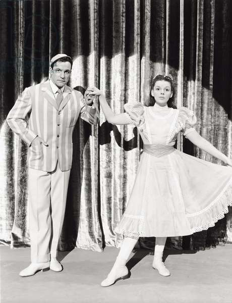 Judy Garland and Gene Kelly in 'Summer Stock'