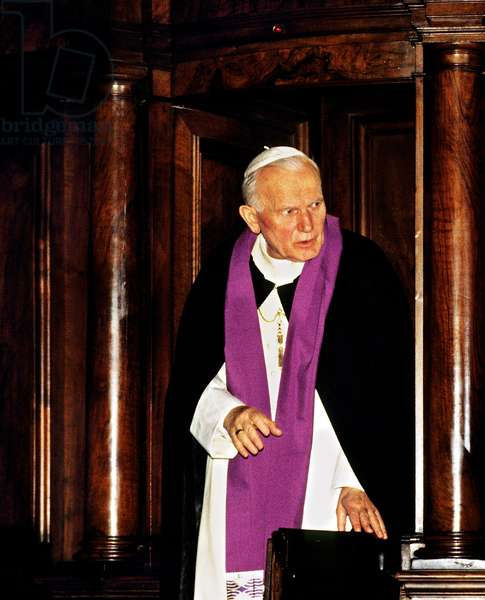 Pope John Paul II, Holy See (Vatican City State)
