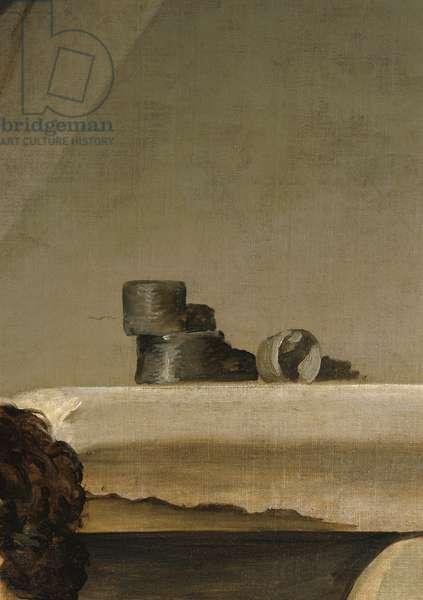 Apollo in the Forge of Vulcan (Apollo nella fucina di Vulcano), by Diego Rodríguez de Silva y Velázquez, 1630, 17th Century, oil on canvas, 223 x 290 cm