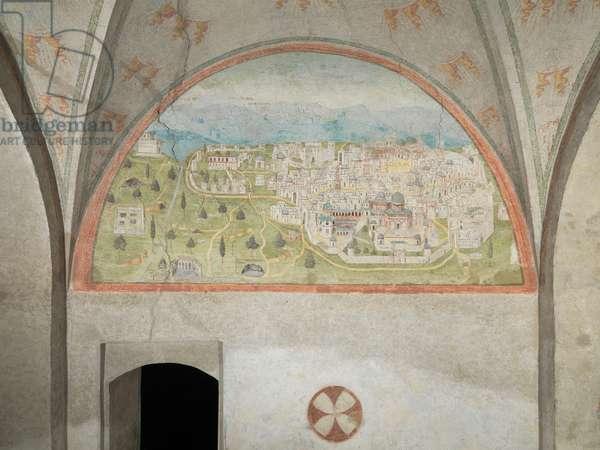 Jerusalem (fresco)
