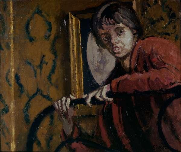 Cicely Hey, 1922-1923 (oil on canvas)