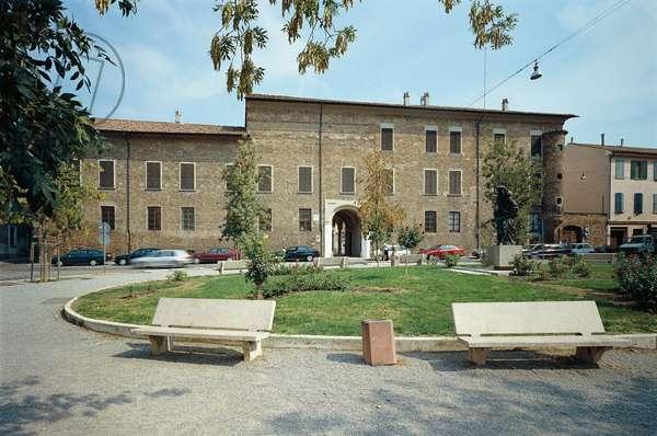 Lodi Zaccaria Palace (Palazzo Lodi Zaccaria a Cremona), 17th Century