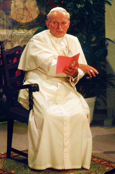 Pope John Paul II, Salzburg, Austria