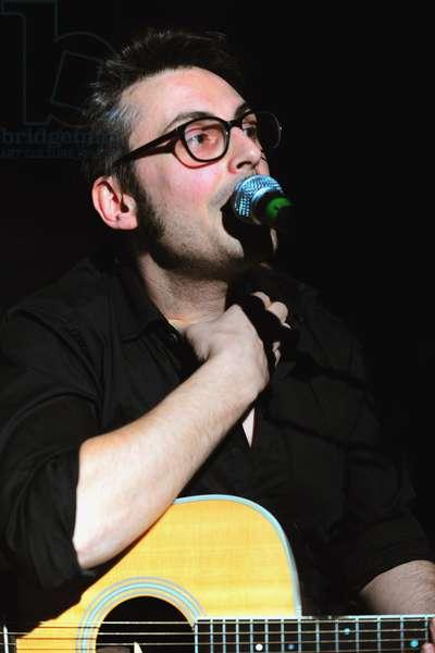 Dario Brunori in concert