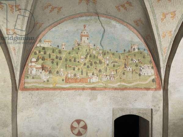 Mount of Olives (fresco)