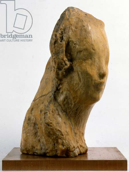 Behold the Child, 1906 (patinated plaster)