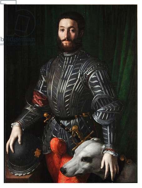 Portrait of Guidobaldo della Rovere, 1532 (oil on panel)