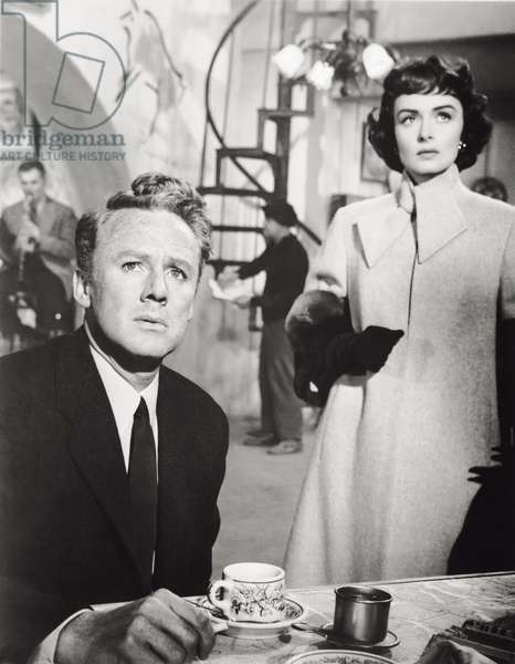 Van Johnson and Donna Reed