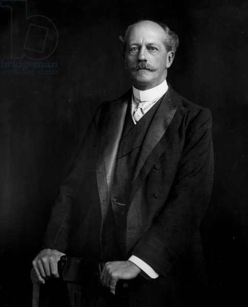 Portrait of Percival Lowell