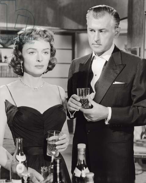 Stewart Granger and Donna Reed