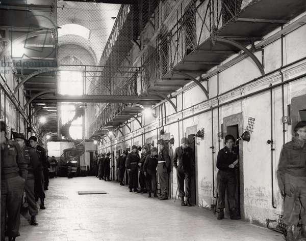 Proces de Nuremberg : la prison