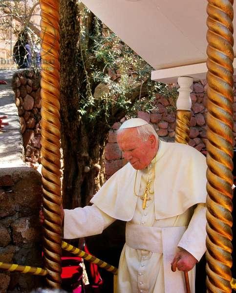 Pope John Paul II, Egypt