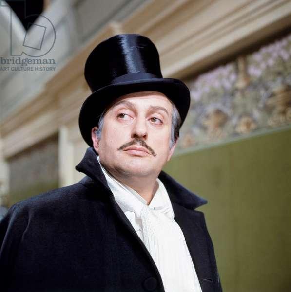 Alberto Lionello in Puccini, Italy