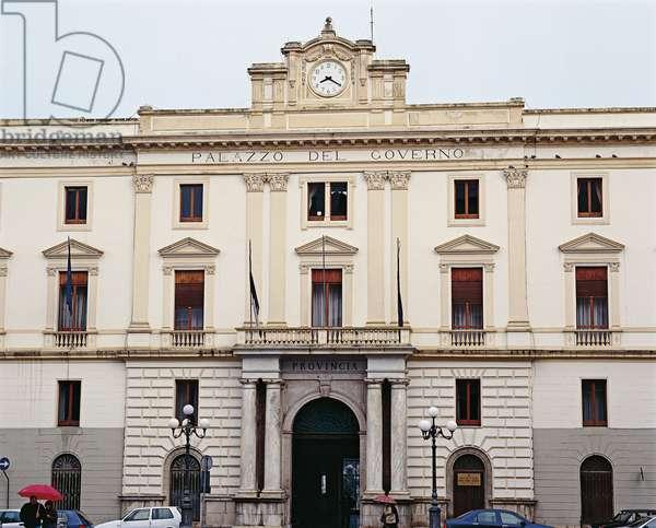 Prefecture Palace in Potenza (Palazzo della Prefettura di Potenza), 13th Century