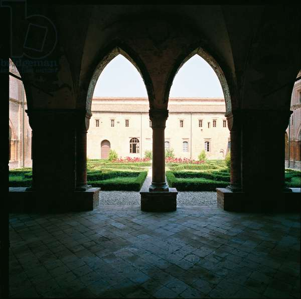 Polirone Abbey (Abbazia di Polirone), 16th Century