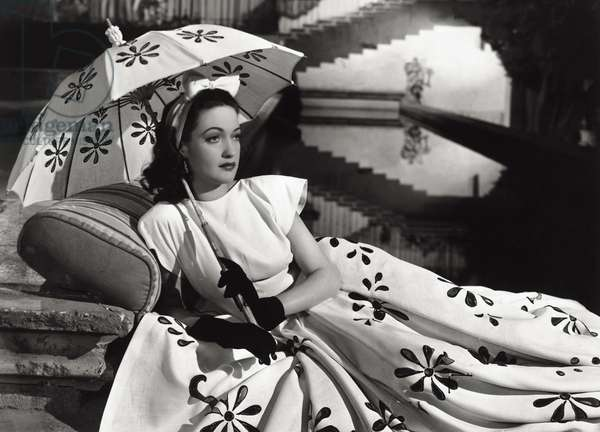 Dorothy Lamour in 'Masquerade in Mexico', 1945 (b/w photo)