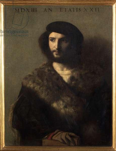 The Sick Man (Ritratto d'uomo malato), 1514, 16th Century (oil on canvas), 81 x 60 cm
