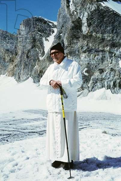 Pope John Paul II, Italy, 1994 (photo)
