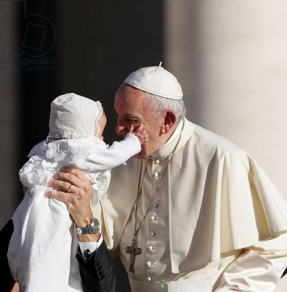 Pope Francis, Holy See, 2017 (photo)