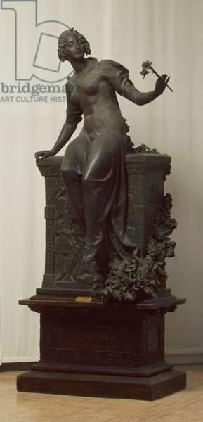 Rebirth, 1895-1897 (bronze)