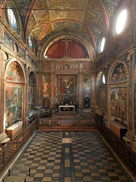Church of San Vittore, 16th century