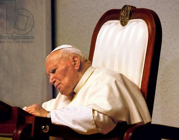 Pope John Paul II, Mexico City, Mexico