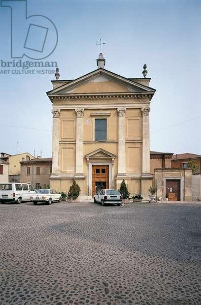 Church of Saint Leonard in Mantua (Chiesa di San Leonardo a Mantova), 1793, 18th Century