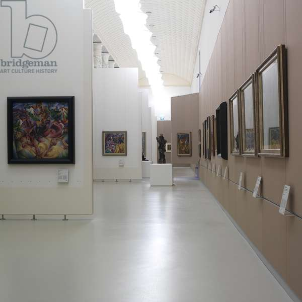 Museo del Novecento, by Italo Rota and Fabio Fornasari, 2010, 21th Century