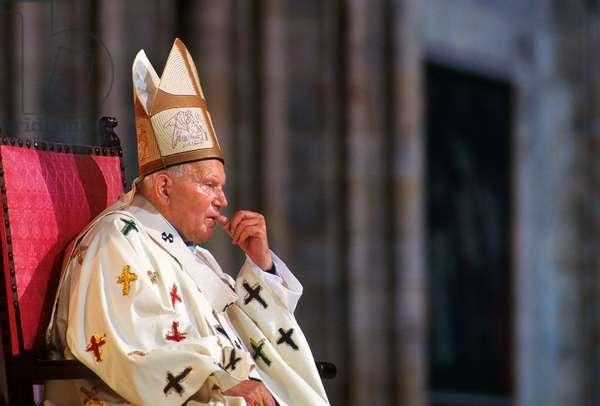 Pope John Paul II, Parigi, France