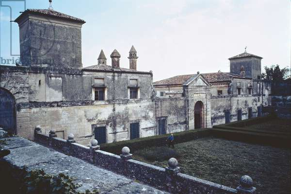 Villa della Torre, 16th Century