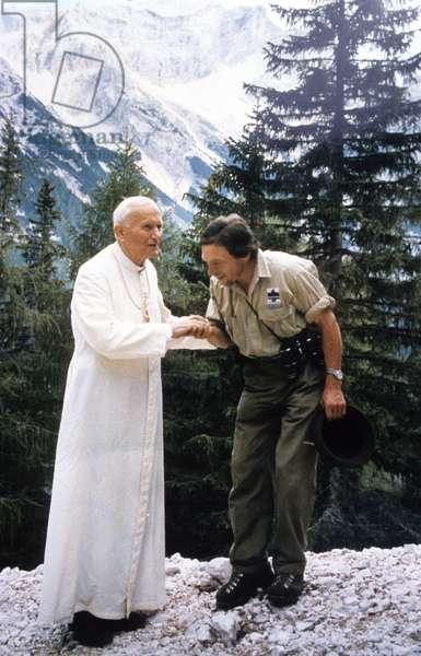 Pope John Paul II, Italy, 1992 (photo)