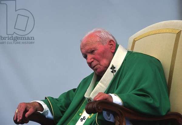 Pope John Paul II, Frosinone, Italy