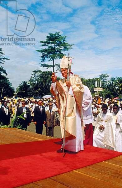 Pope John Paul II, Sao Tome and Principe
