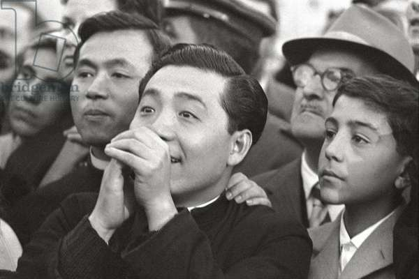 Joy at the election of John XXIII