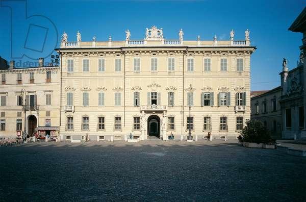 Episcopal Palace of Mantua (Palazzo Vescovile di Mantova), 18th Century