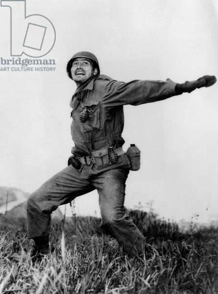 Jack Palance in Attack