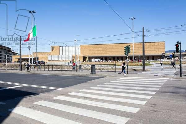 Stazione di Santa Maria Novella, Florence, Italy (photo)