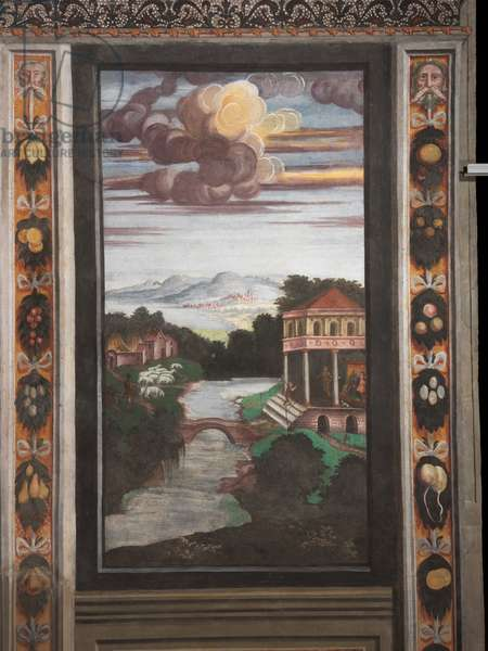 Landscape (fresco)