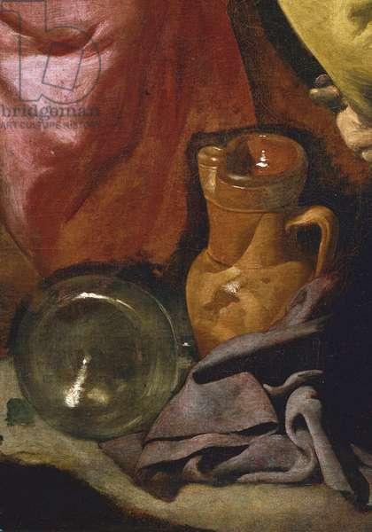 Triumph of Bacchus, Los Borrachos (Trionfo di Bacco, Los borrachos), by Diego Rodriguez de Silva y Velázquez, 1928 - 1629, 17th Century, oil on canvas, 165 x 225 cm