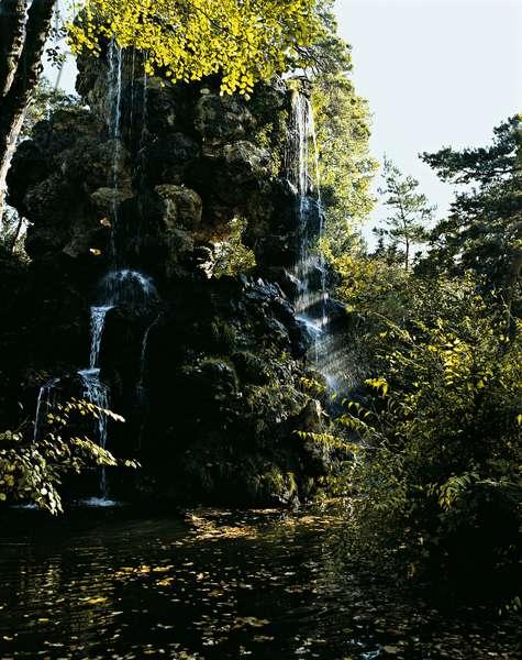 Park of Bagatelle (Parc de Bagatelle)