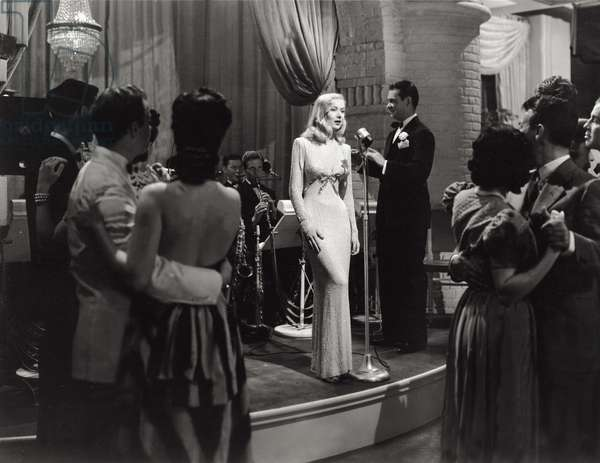 Veronica Lake and Ray Milland in 'I Wanted Wings', 1941 (b/w photo)
