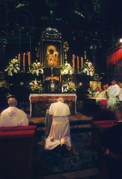 Pope John Paul II, Czestochowa, Poland