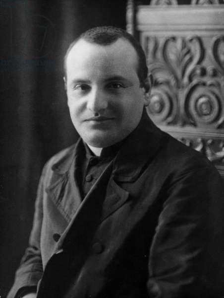 Future Pope John XXIII