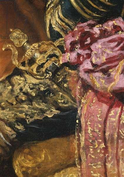 Gaspar de Guzman, Count-Duke of Olivares (Gaspar de Guzman, conte-duca d'Olivares a cavallo), by Diego Rodríguez de Silva y Velázquez, 1634, 17th Century, oil on canvas, 313 x 239 cm