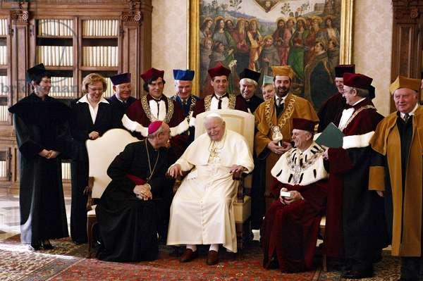 Pope John Paul II, Vatican City, Vatican City State