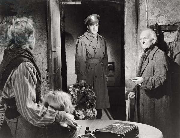 Gene Kelly in 'The Devil Makes Three', 1952 (b/w photo)