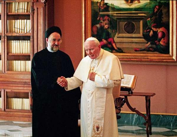 Pope John Paul II, Vatican City, Holy See (Vatican City State)
