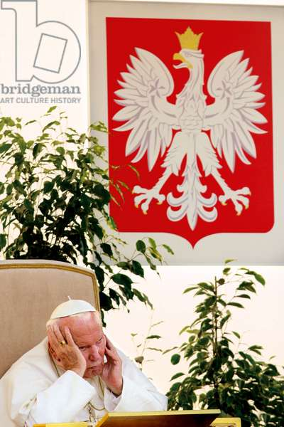 Pope John Paul II, Kraków, Poland